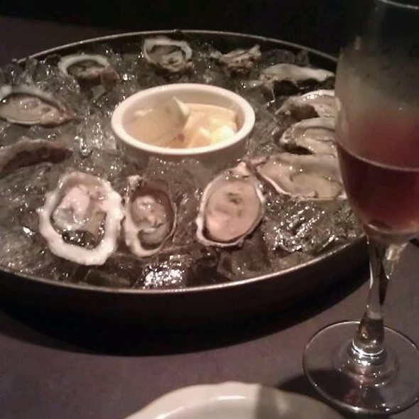 Oysters - In The Red Wine Bar & Cafe, Seattle, WA