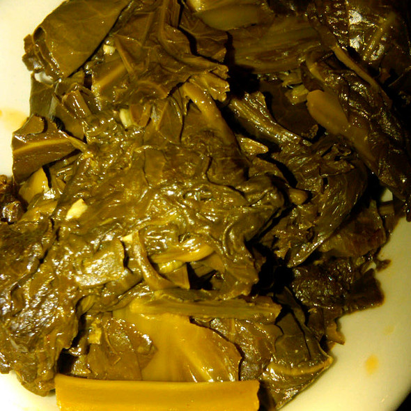 Collard Greens @ Lucille's Smokehouse Bar-B-Que
