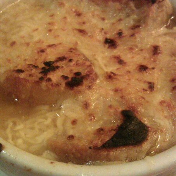 French Onion Soup @ Bonne Nouvelle Brasserie