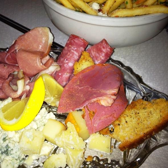 Antipasti Platter @ FARMbloomington Restaurant