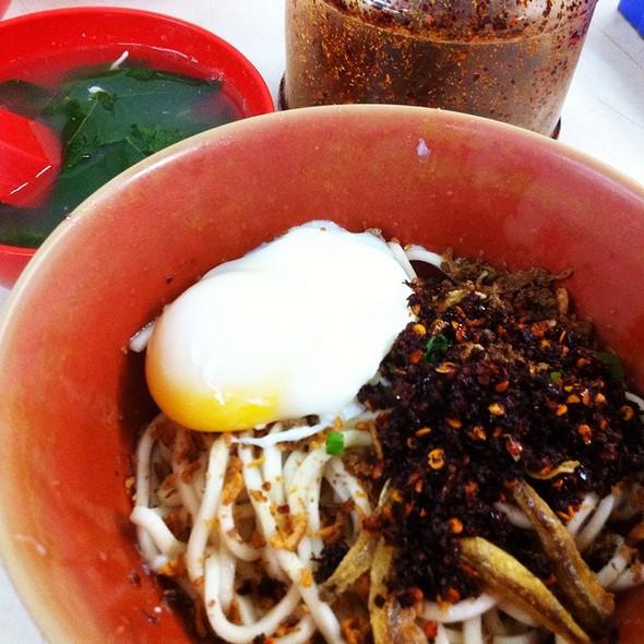 Chilly Pan Mee @ Kin Kin Restaurant