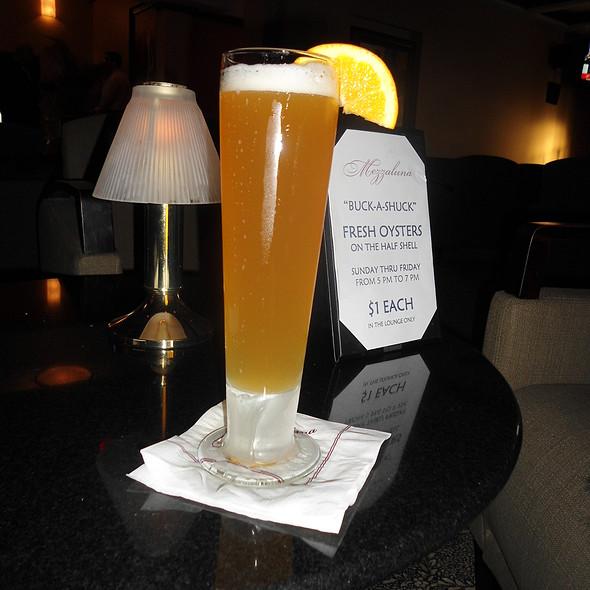 Shock Top Beer - Bistro Mezzaluna, Fort Lauderdale, FL
