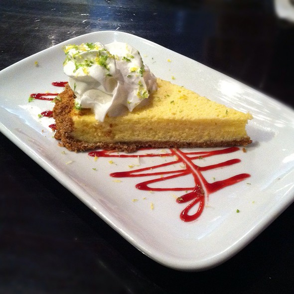 Key Lime Pie @ Masa Southwest Bar & Grill / Old Concept