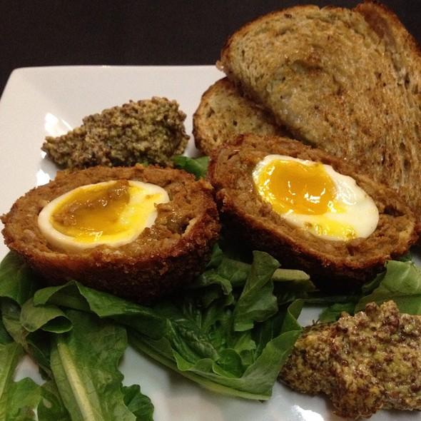 Scotch Eggs @ The Foodspotting Holiday Spotathon