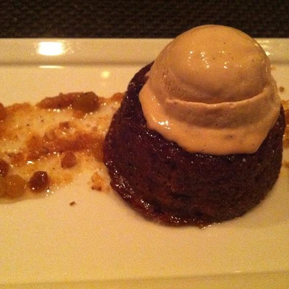 Sticky Toffee Pudding - BLT Steak Atlanta, Atlanta, GA