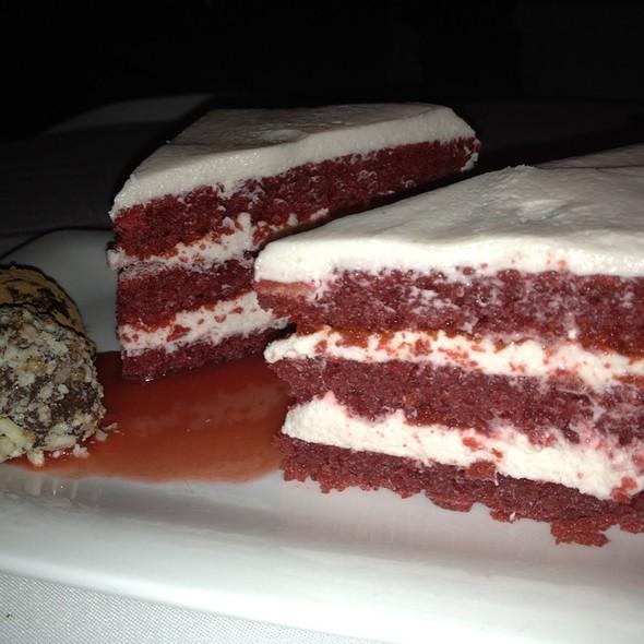 Red Velvet Cake @ Fleming's Prime Steakhouse