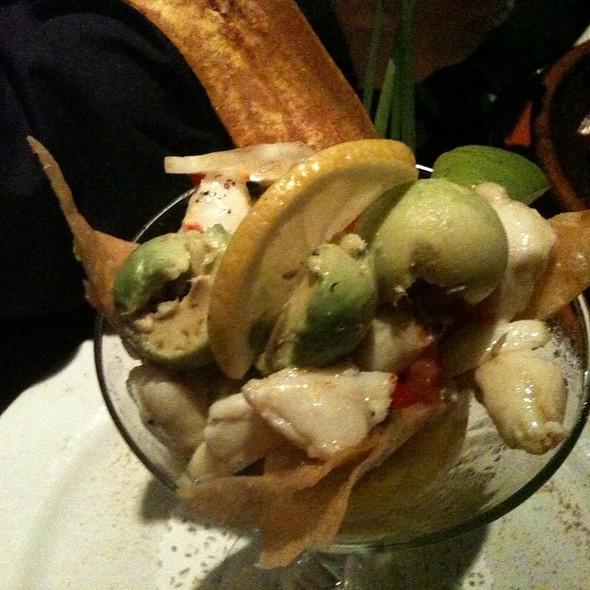 Crab & Avocado Cocktail - Valenca, Easton, PA