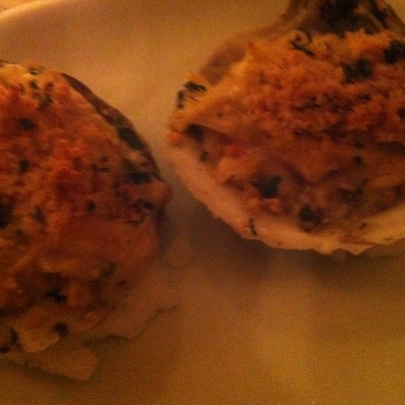 Oysters @ The Brindle Room