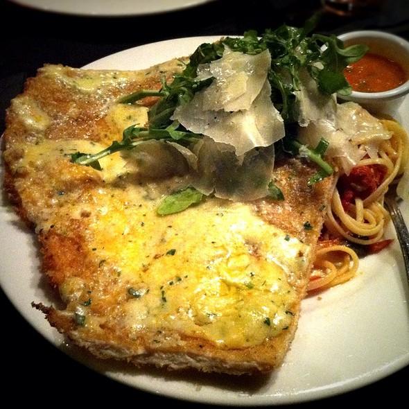 Chicken Parmesan @ TruFire Kitchen & Bar