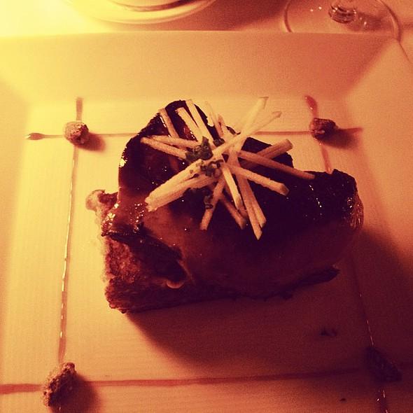 Seared Foie Gras @ The River Café
