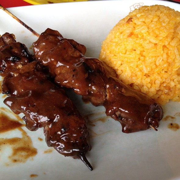 Sate Babe @ Pamilya Grill