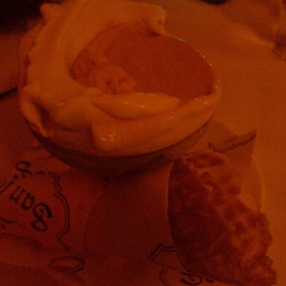 Salted Caramel Ice Cream @ Otto Enoteca & Pizzeria