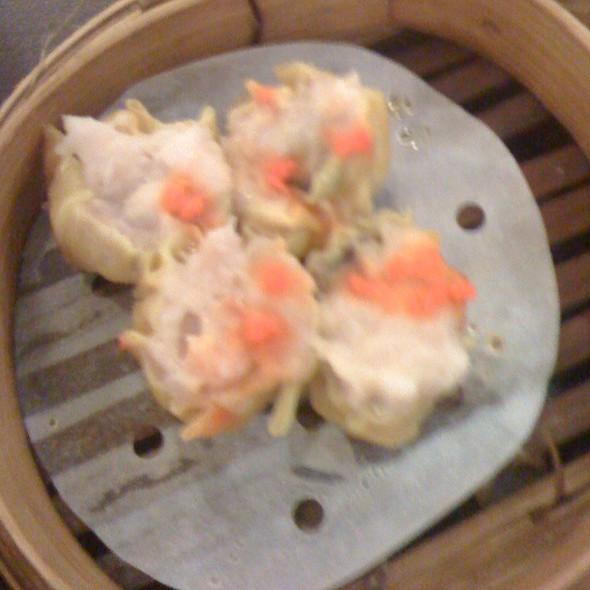 Crab Roe Siomai @ Causeway Seafood Restaurant
