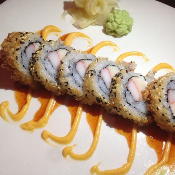 Sushi - Zen Fusion, Charlotte, NC