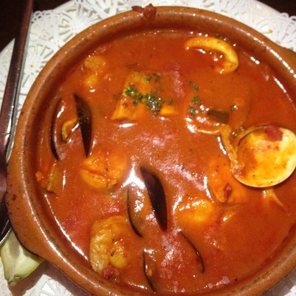 Mussels, Scallops, Fish & Calamari - Zen Fusion, Charlotte, NC