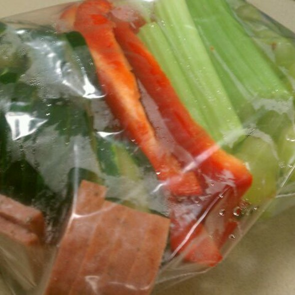 Bag O' Fresh @ Work Snack, AM