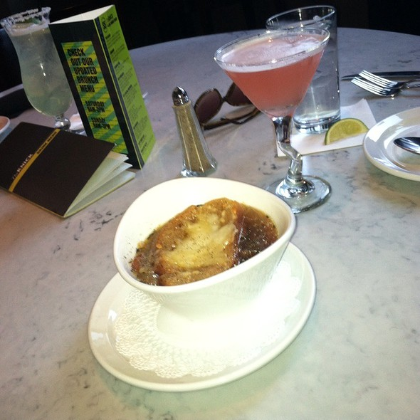 French Onion Soup @ The Knick