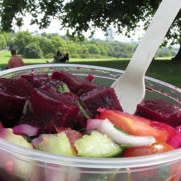 Beet Salad @ Shepherd Foods