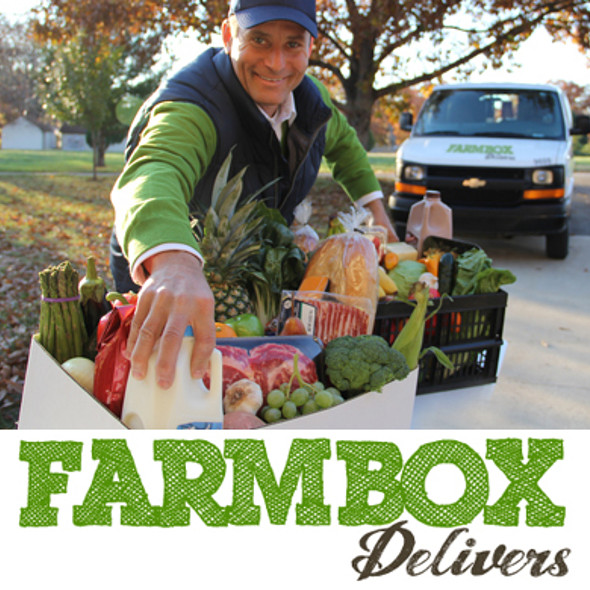 Fresh Fruits & Vegetables @ Farm Box Delivers