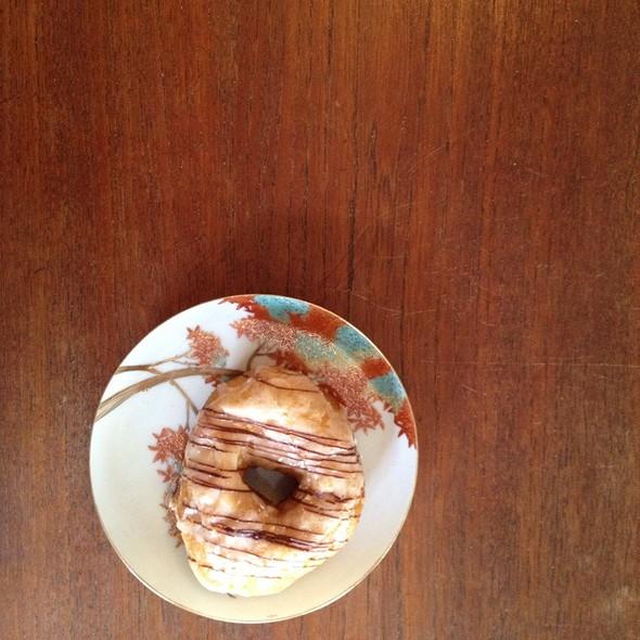 Candied Orange Blossom Donut @ Coffee Bar