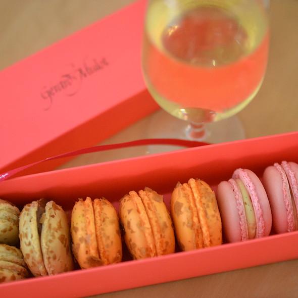 Macarons @ Gerard Mulot