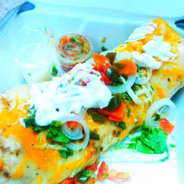 Burrito @ Mickey's Place