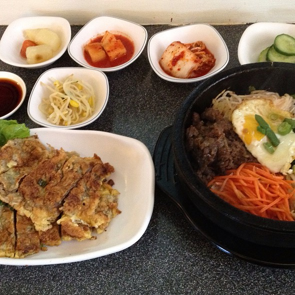 Lunch @ SJ Omogari Korean Restaurant