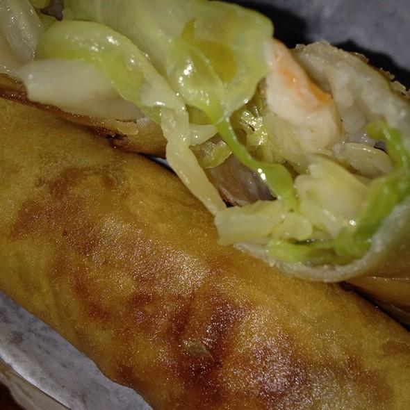 Shrimp Egg Roll @ Asia Lee Chinese Restaurant