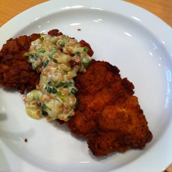 fried chicken @ Boke Bowl