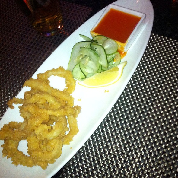 Fried Calamari - Asia Nine Bar and Lounge, Washington, DC