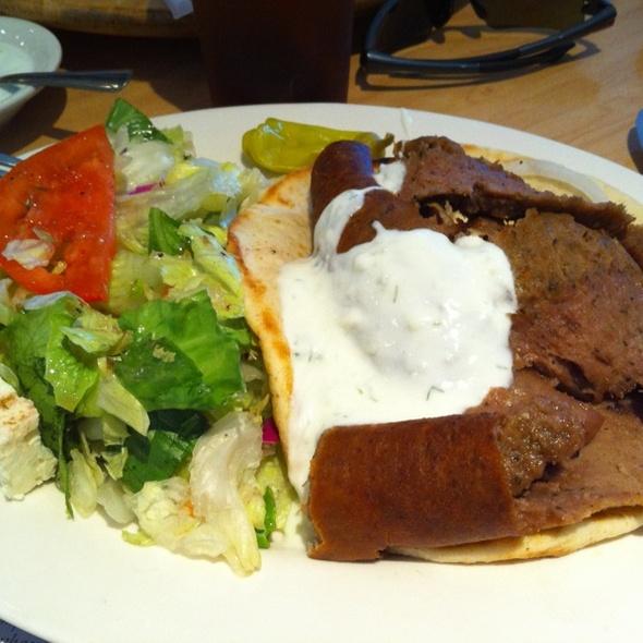 Foodspotting for Ambrosia mediterranean cuisine