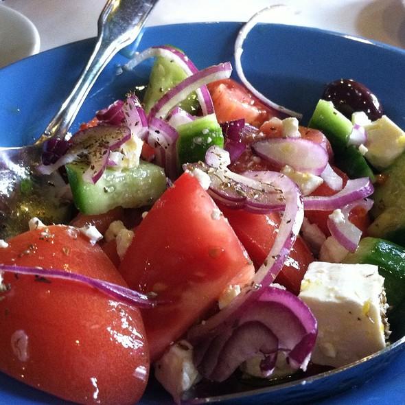 Greek Salad @ Agnanti