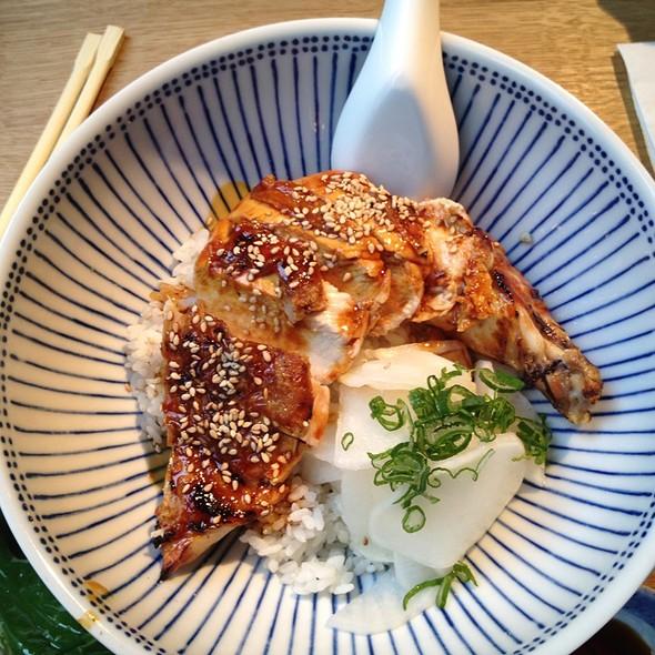 Huhn Mit Reis @ Mochi