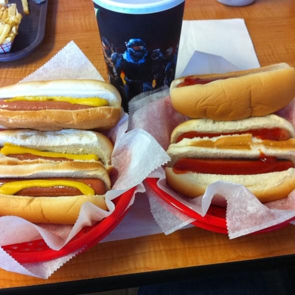 Brighton Hot Dog Shoppe Salem Ohio