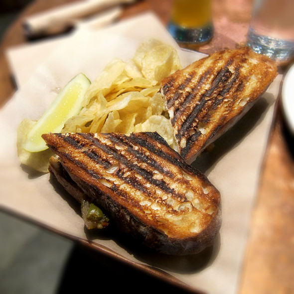 Tuna Melt @ Grove Cafe