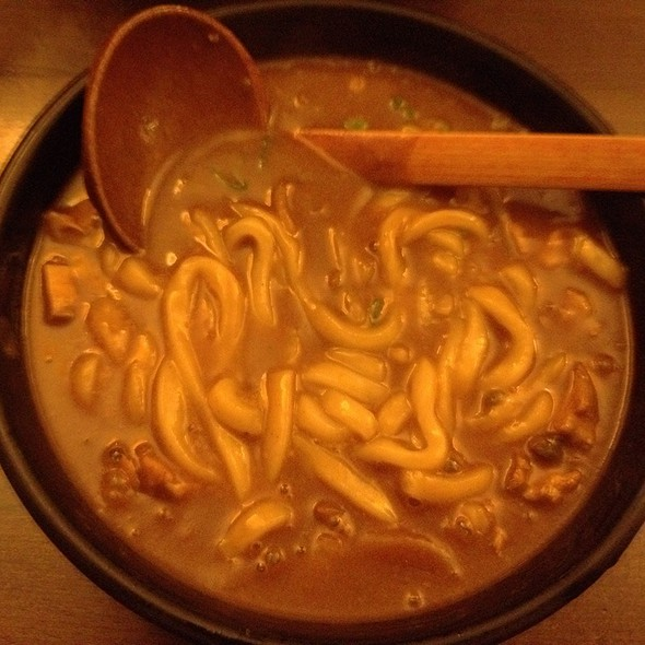 Udon Noodles @ Ichiban Noodle Bar