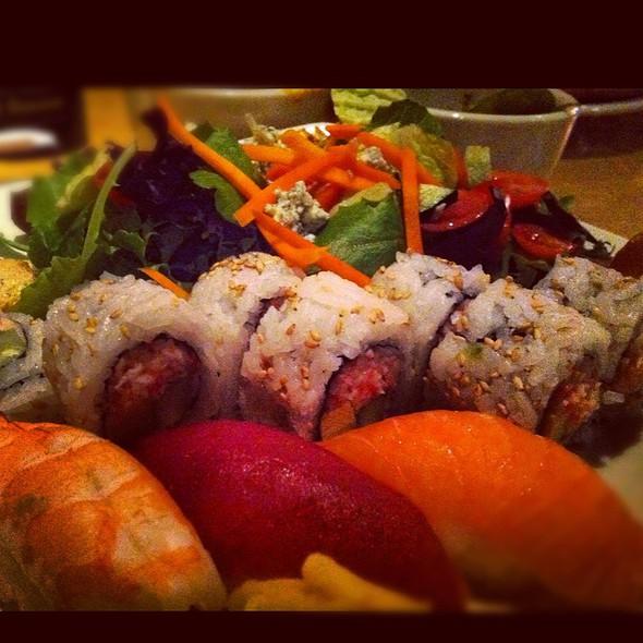 Sushi And Salad - Kona Grill - Denver, Denver, CO
