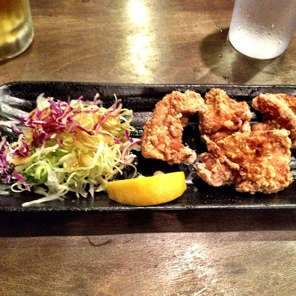 Chicken Karage @ Ramen Yamadaya