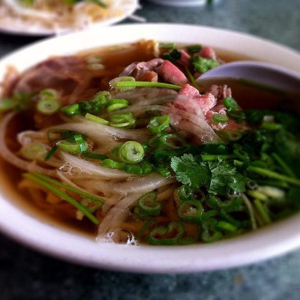 #4 Pho Soup @ Pho Nam