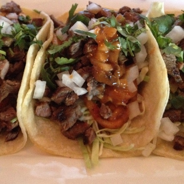 Bulgogi Tacos @ Hashigo Korean Kitchen