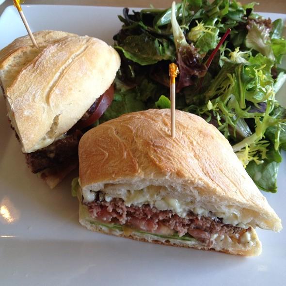 Hamburger @ Pastis