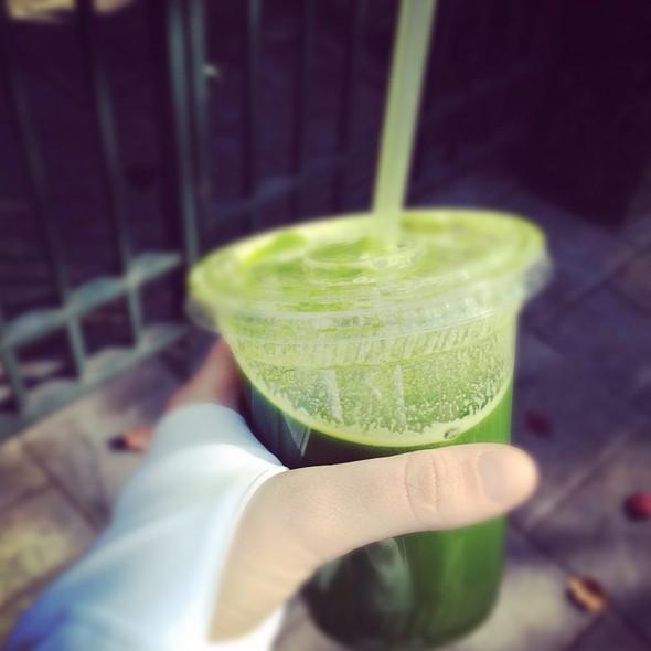 Go Green! Juice @ Fraiche