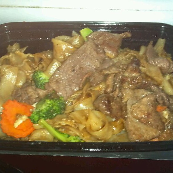 Pad Se-ew with Beef