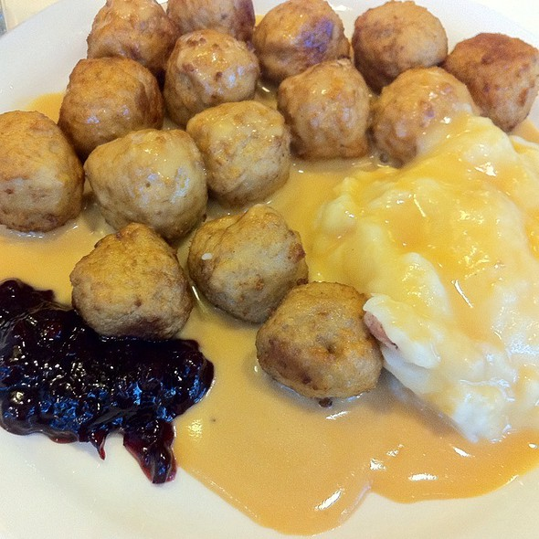 Swedish Meatballs @ IKEA Emeryville, CA