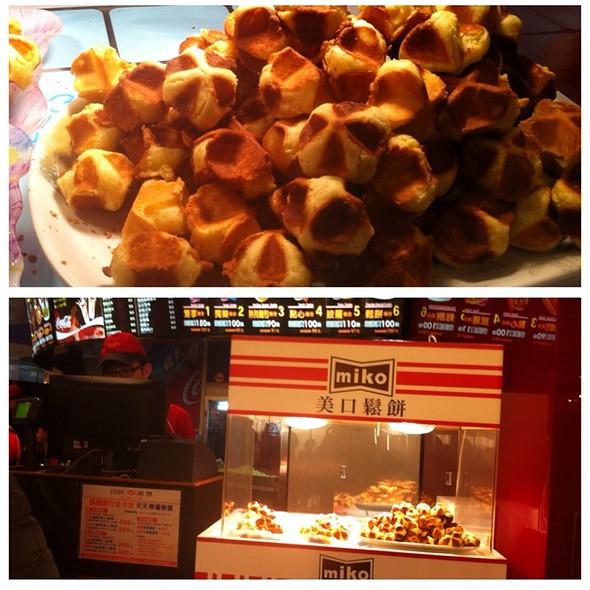 Waffles @ 國賓影城@微風廣場