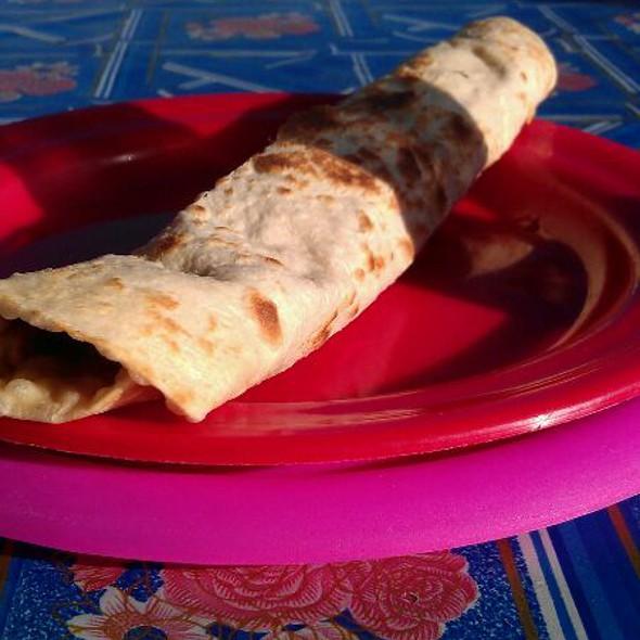 Burrito @ Neri's Tacos