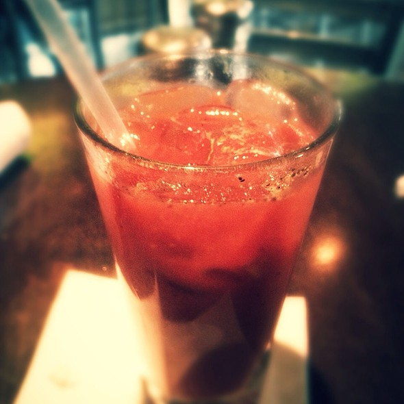 Spicy Bloody Mary @ The Bicycle Club