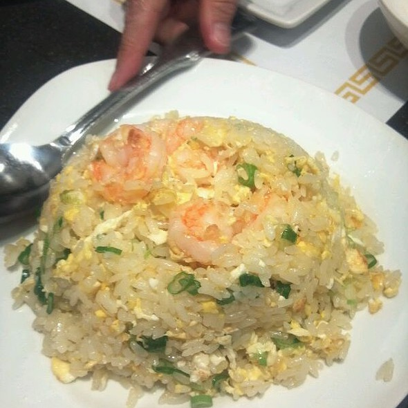 Spicy Shrimp Fried Rice, Spicy Shrimp Phad Thai And Spicy Cabage w/ Shrimp @ Din Tai Fung Dumpling House