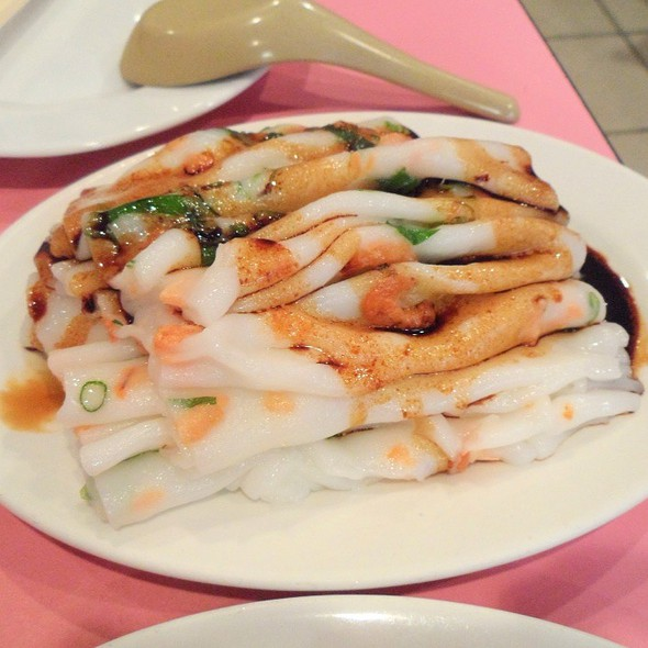 Chiang Fun With Dried Shrimp @ Ting Wong Restaurant