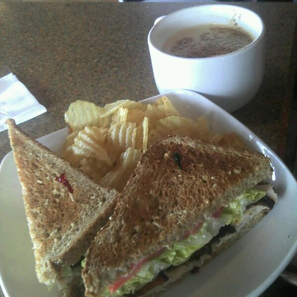 BLT @ Bean and Berry